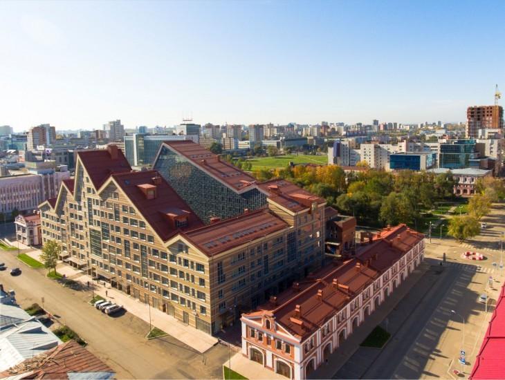 г. Пермь, Тополевый переулок, 5 | Астра